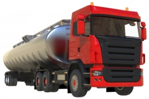 large red truck tanker with polished metal trailer 101266 383 min 300x199 - خدمات آبرسانی
